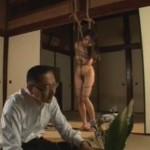 友田真希 股にくい込む麻縄に酔い緊縛放置された美熟女奴隷