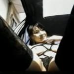 亀甲縛りした可愛い奴隷を助手席に乘せたままドライブスルーしてみる