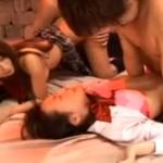 椎名りく 飯島夏希 監禁凌辱調教にさらされる女子校生たち