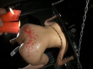 【SM調】ゆっくりとお尻を責められる美少女 - エロ動画 アダルト動画