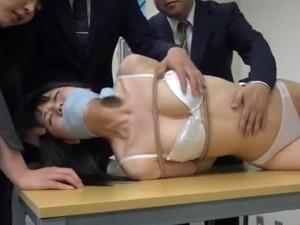 Bondage Girl Keepout 2 - Pornhub.com