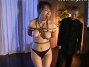 Japanese AV Bondage Porn Mistress Femdom Sex SM Asian Dominatrix Spanking - Pornhub.com(6)