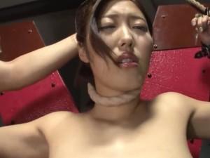 水野朝陽 首絞めイカセ - Pornhub.com