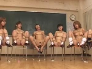Japanese Schoolgirl Restraint Vibrator 05 - Pornhub.com