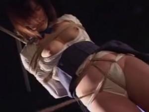 Japanese Schoolgirl Bondage6 - Pornhub.com