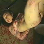 加賀恵子 逆さ吊り蝋燭責めに喘ぐM女のエロス
