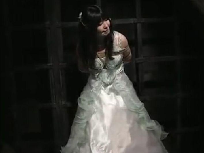 花嫁緊縛画像 緊縛花嫁姿 - 熟女が大好き
