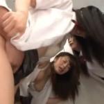 学校の便所で犯される女子校生たちの叫び